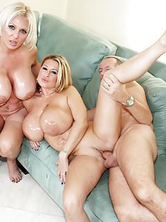 Big Tits Groupsex Pics